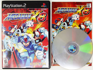 Mega Man X8 (Playstation 2 / PS2)