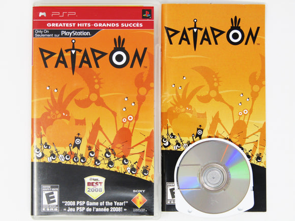 Patapon [Greatest Hits] (Playstation Portable / PSP)