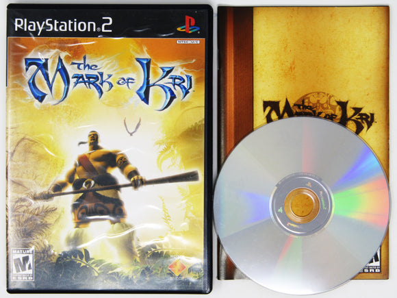 Mark of Kri (Playstation 2 / PS2)