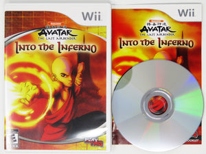 Avatar the Last Airbender Into the Inferno (Wii)