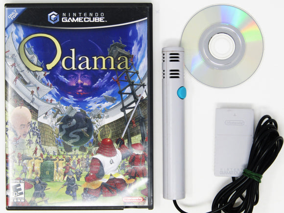 Odama [Microphone Bundle] (Gamecube)