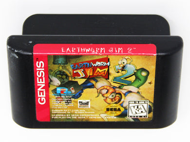 Earthworm Jim 2 (Genesis)
