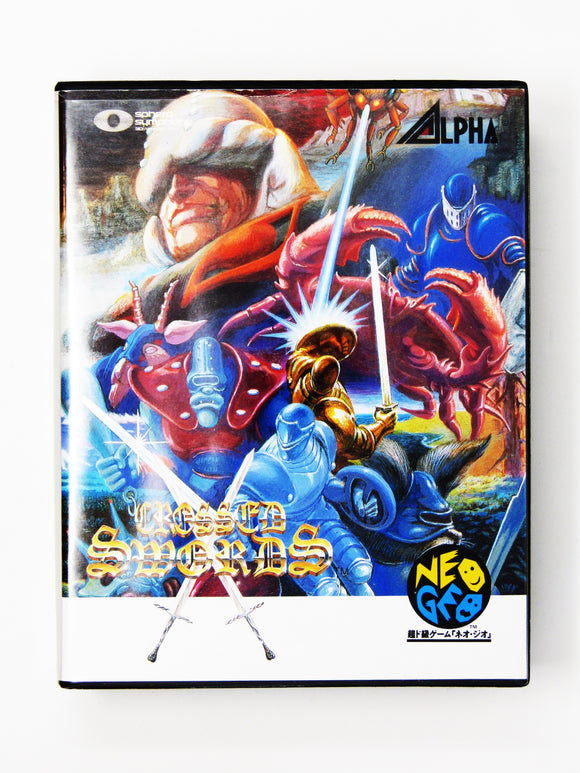Crossed Swords [JP Import} (Neo Geo AES)