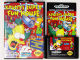 Krusty's Super Fun House (Sega Genesis)
