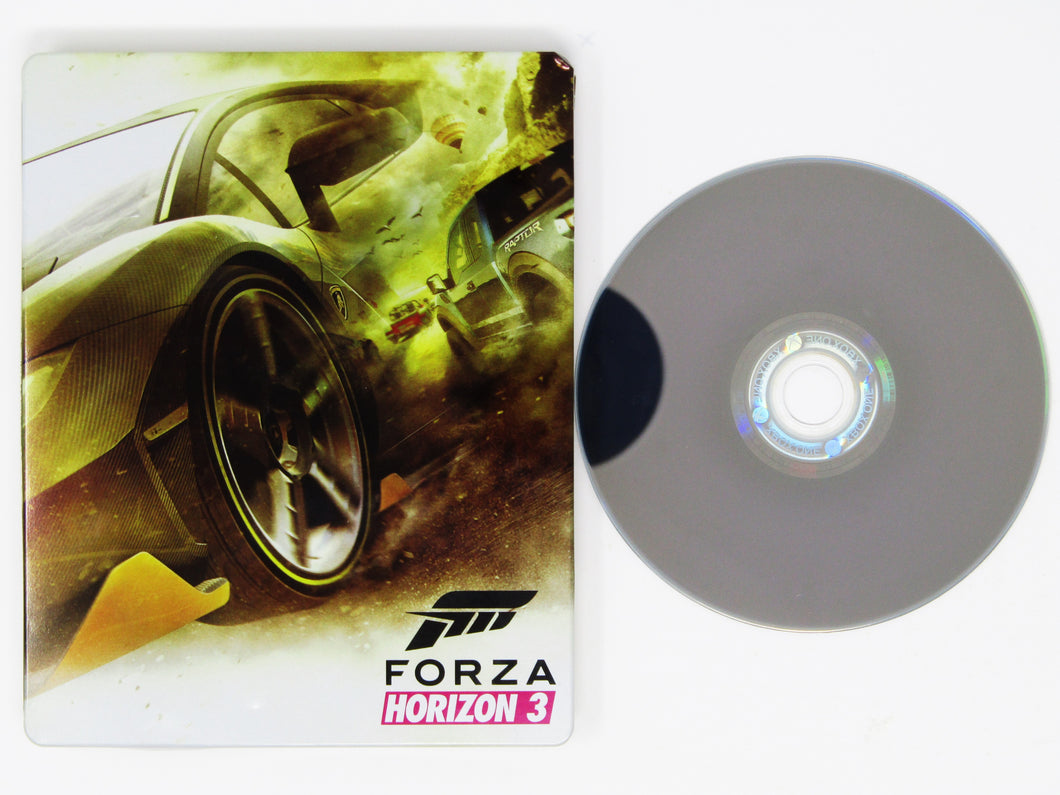 Forza Horizon 3 [SteelBook] (Xbox One)
