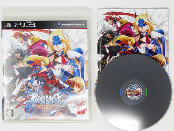 Blazblue: Continuum Shift Extend (JP Import) (Playstation 3 / PS#)