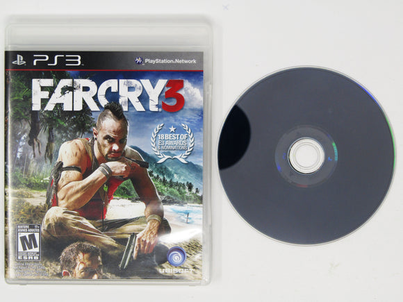 Far Cry 3 (Playstation 3 / PS3)