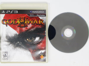 God of War III 3 (Playstation 3 / PS3)
