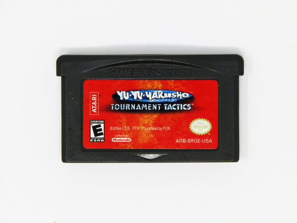 Yu Yu Hakusho Tournament Tactics (Game Boy Advance / GBA)