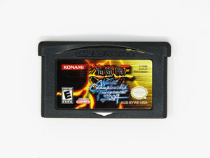 Yu-Gi-Oh World Championship Tournament 2004 (Game Boy Advance / GBA)
