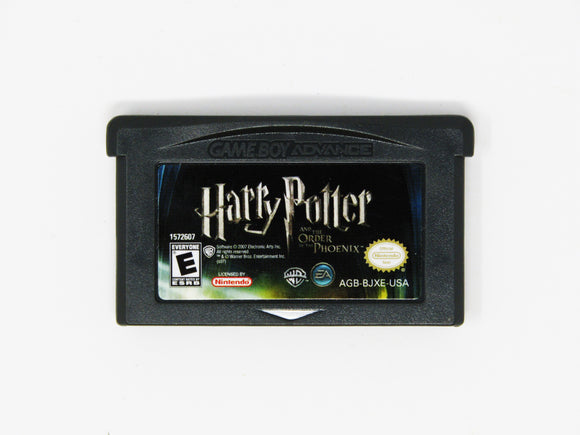 Harry Potter and the Order of the Phoenix (Game Boy Advance / GBA)