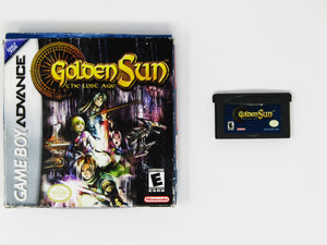 Golden Sun The Lost Age (Game Boy Advance / GBA)