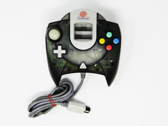 Sega Dreamcast Clear Smoke Grey Controller (Dreamcast)