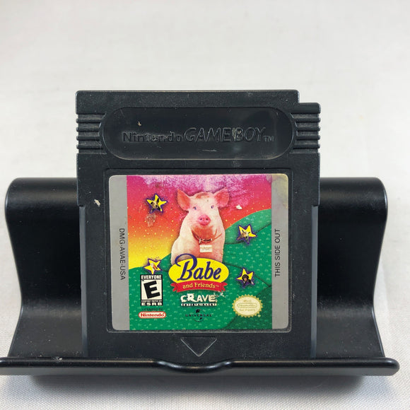Babe and Friends (Game Boy Color)