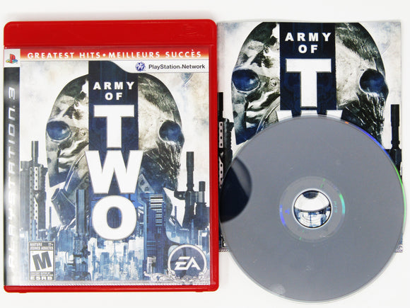 Army of Two [Greatest Hits] (Playstation 3 / PS3)