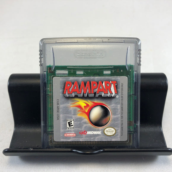 Rampart (Game Boy Color)