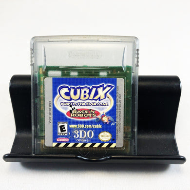 Cubix Robots for Everyone Race N Robots (Game Boy Color)