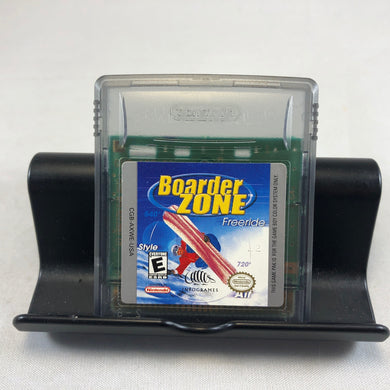 Boarder Zone (Game Boy Color)