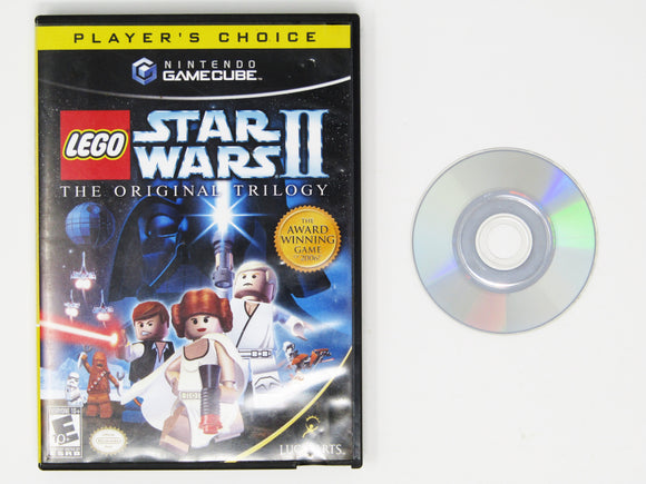 LEGO Star Wars II: The Original Trilogy [Player's Choice] (Gamecube)