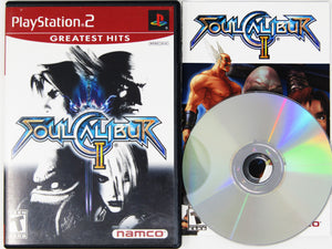 Soul Calibur II 2 [Greatest Hits] (Playstation 2 / PS2)