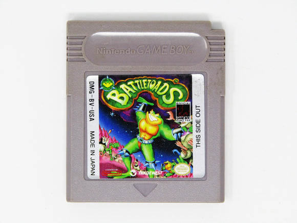 Battletoads (Game Boy)