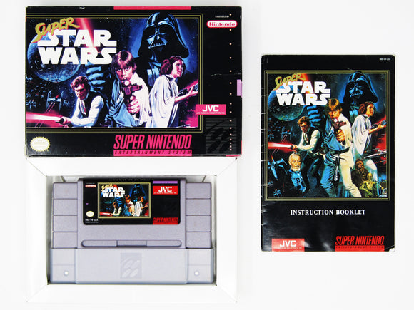 Super Star Wars (Super Nintendo / SNES)