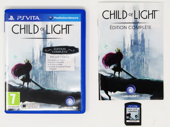 Child of Light (PAL) (Playstation Vita / PSVITA)