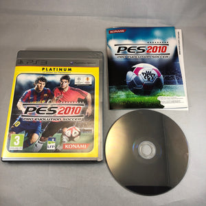 Pro Evolution Soccer 2010 (Import PAL) (Playstation 3 / PS3)
