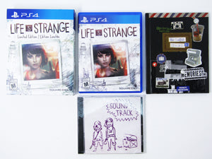 Life Is Strange [Limited Edition] (Playstation 4 / PS4)
