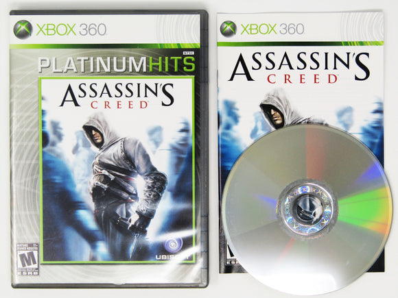 Assassin's Creed [Platinum Hits] (Xbox 360)