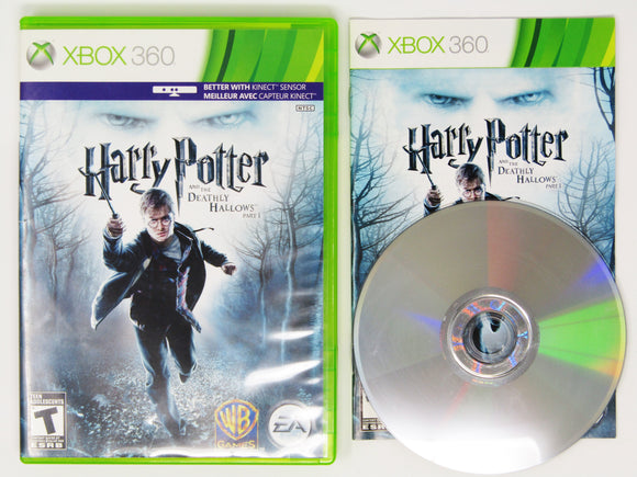 Harry Potter and the Deathly Hallows: Part 1 (Xbox 360)
