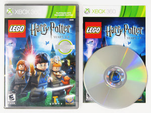 LEGO Harry Potter: Years 1-4 [Platinum Hits] (Xbox 360)