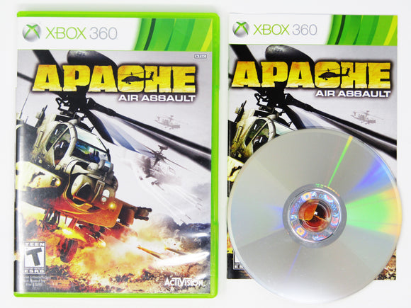 Apache: Air Assault (Xbox 360)