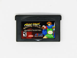 Shining Force Resurrection of the Dark Dragon (Game Boy Advance / GBA)