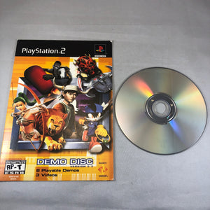 Demo Disc Version 2.3 (Playstation 2 / PS2)