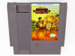 Operation Wolf (Nintendo / NES)