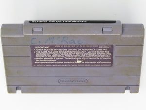 Zombies Ate My Neighbors (Super Nintendo / SNES)