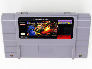 King of Dragons (Super Nintendo / SNES)