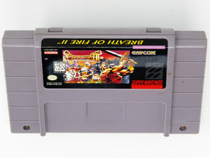 Breath of Fire II 2 (Super Nintendo / SNES)