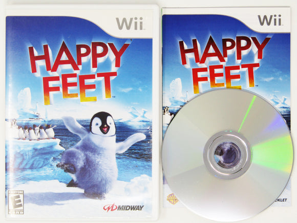 Happy Feet (Nintendo Wii)