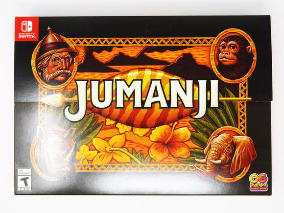 Jumanji: The Video Game [Collector's Edition] [Limited Run] (Nintendo Switch)