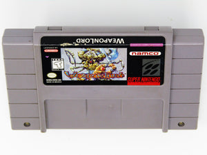 WeaponLord (Super Nintendo / SNES)