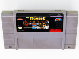 WWF Royal Rumble (Super Nintendo / SNES)