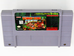 Donkey Kong Country (Super Nintendo / SNES)