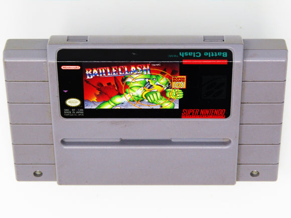 Battle Clash  (Super Nintendo / SNES)