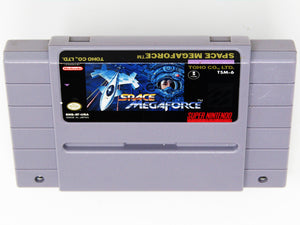 Space Megaforce (Super Nintendo / SNES)