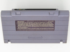 The 7th Saga (Super Nintendo / SNES)