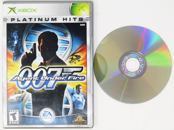 007 Agent Under Fire [Platinum Hits] (Xbox)