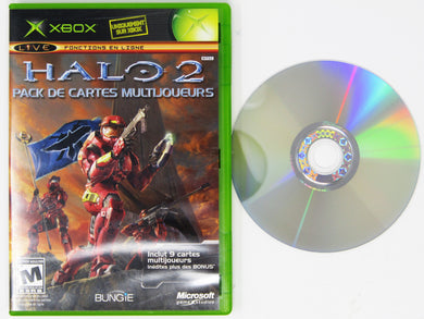 Halo 2 Multiplayer Map Pack (Xbox)