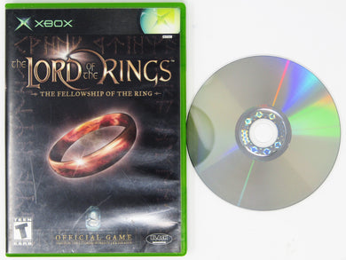 Lord of the Rings Fellowship of the Ring (Xbox)